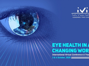 IVI - Eye Health in a Changing World - Conference to address India